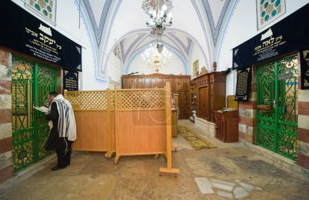 Tombs of Jacob and Leah