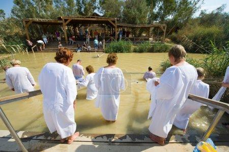 Baptismal ceremonie