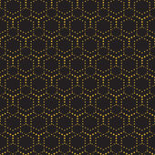 Abstract seamless geometric Art Deco pattern