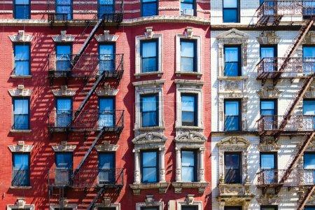 New York City Background Texture Pattern