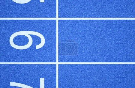 Athletics Track Startline