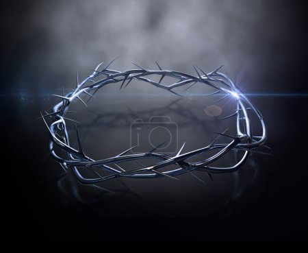 Crown Of Thorns Gold Casting