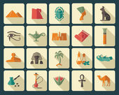 Tradition Egyptian symbols
