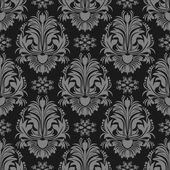 Damask seamless  floral Wallpaper for design  is presented