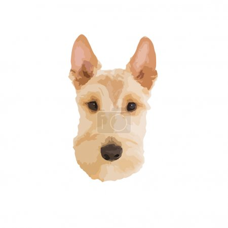 Scottie Dog vector