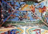 """Постер, картина, фотообои """"Фрески православной церкви. Рильский монастырь Болгарии"""""""