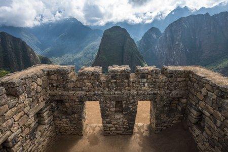 Machu Picchu, UNESCO  Heritage Site.