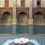 Al Attarine Madrasa in Fez, Morocco...
