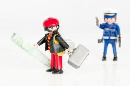 Policeman and Robber