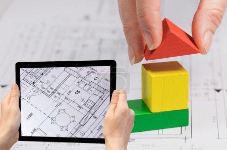 Blueprint construction abstract