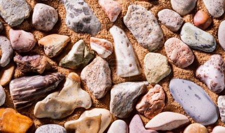 Stone background - macro