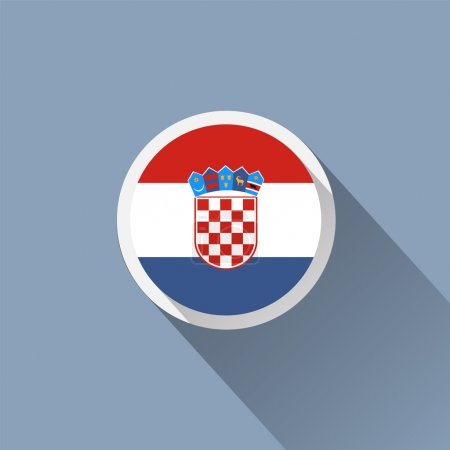 Flag Croatia icon