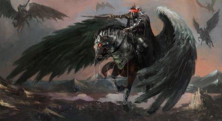 dunkle pegasus
