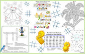 Placemat Spring and Summer