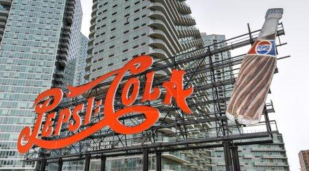 Pepsi Cola Sign Long Island