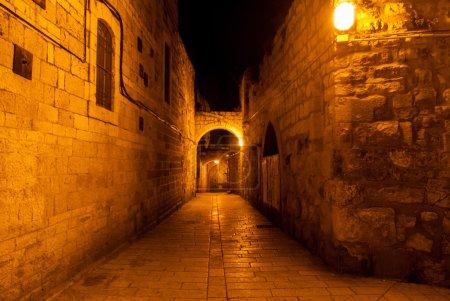 Jewish Quarter Streets, Jerusalem