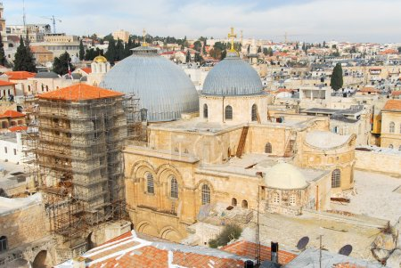 Church of the Holy Sepulchre - Jerusalem Old City