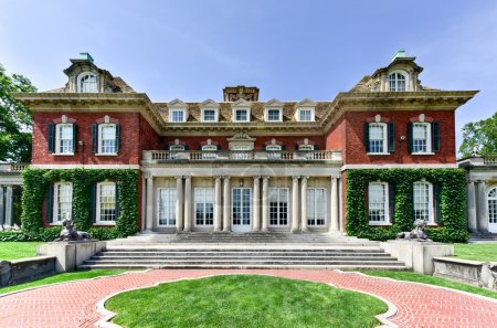 Old Westbury Gardens Mansion - Long Island