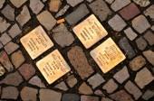 Stolperstein (Stumbling Block) in Berlin