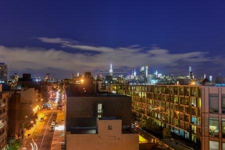New York Skyline from Williamsburg