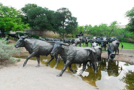 Pioneer Plaza - Dallas, Texas
