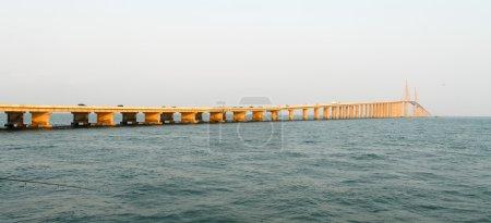 Sunshine Skyway Bridge - Tampa Bay, Florida