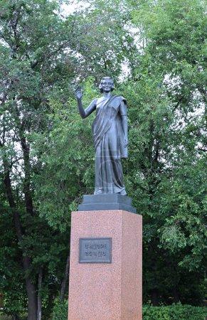Indira Gandhi Monument