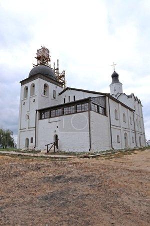 Reconstruction of the Sergeevskaya church in Sviyazhsk