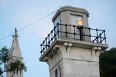 Viewpoint in Rovinj on Adriatic coast
