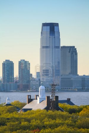 Goldman Sachs Tower in Jersey City