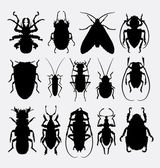 Bug insect arachnid animal silhoutte