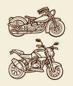 Motorbike sketch 4