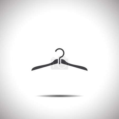 Hanger vector icon