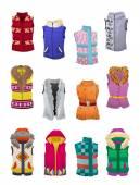Women's autumn and winter vests