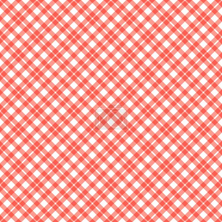 red checkered background endless