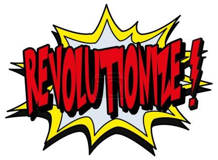 Word revolutionize