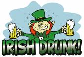 Opilý irské