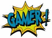 Explosion bubble gamer