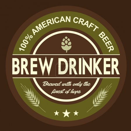 Brew drinker