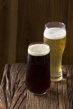 pints of Craft Beer