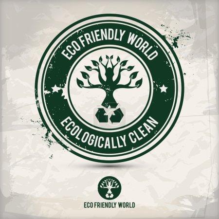 alternative eco friendly world stamp