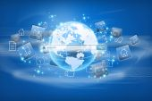 Find an application in the global Internet