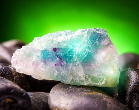 Fluorite also called fluorspar