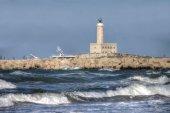 Vieste's lighthouse (Italy)