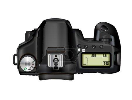 Photo pour Appareil photo reflex professionnel, appareil photo - image libre de droit