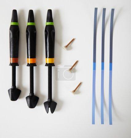 Kit for teeth repair