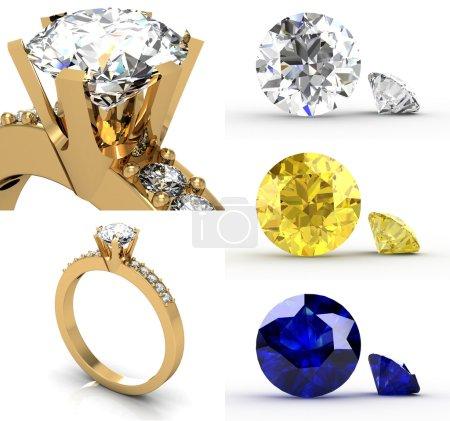 Set of Best wedding rings
