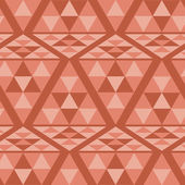 Triangle ethnic pattern vector illustration for your design eps10