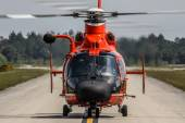 US Coast Guard Helicopter