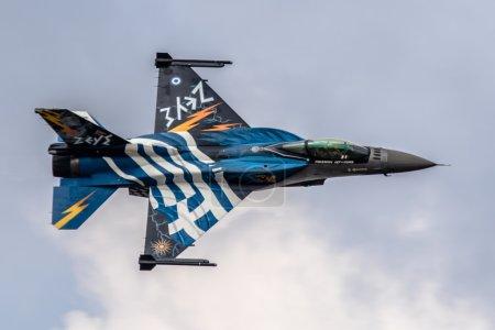 F-16 Zeus Demo Team